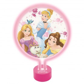 Lampe Néon Disney Princesses